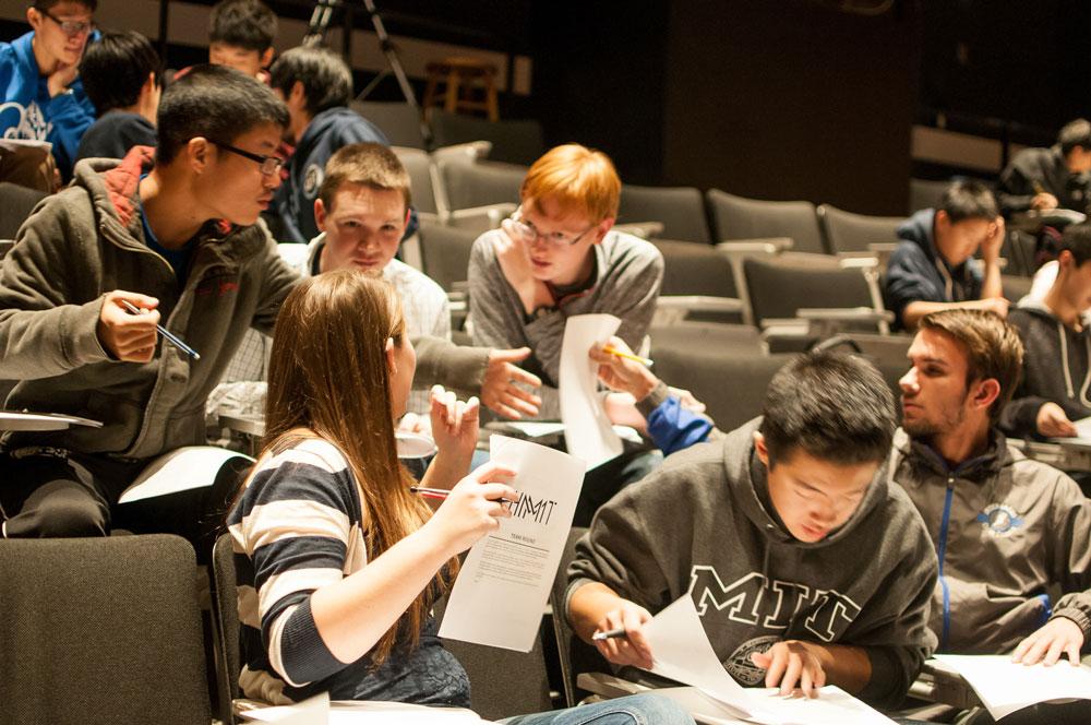 Harvard-MIT Math Tournament (HMMT)
