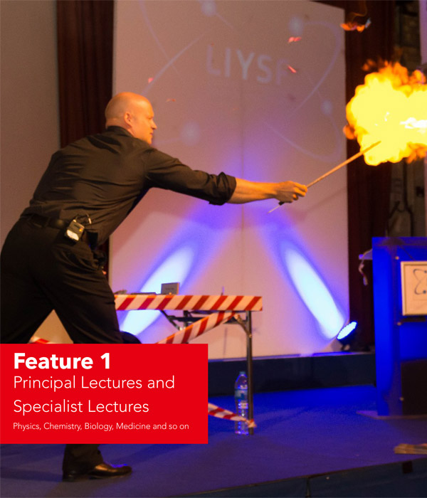 Principal Lectures and Specialist Lectures