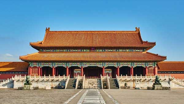 Tian'anmen Square & Forbidden City