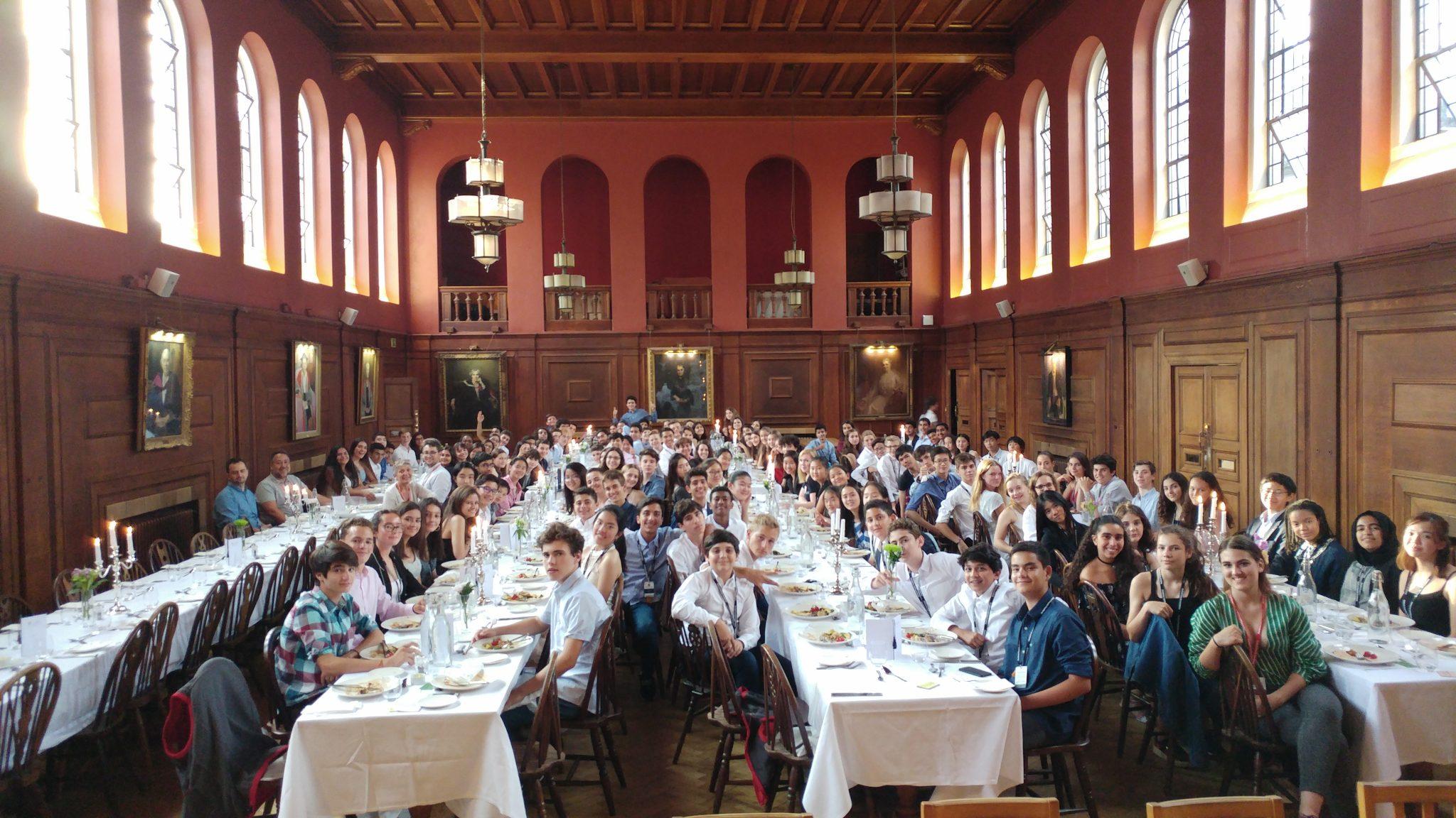 牛津正式晚宴