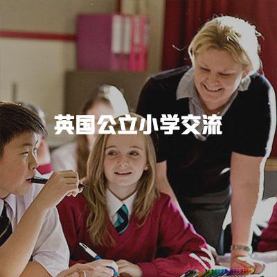 英国公立小学交流