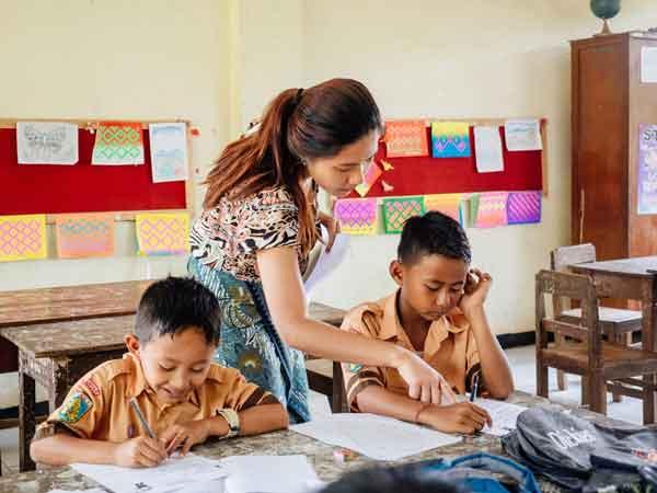 Education Support Program in Cambodia