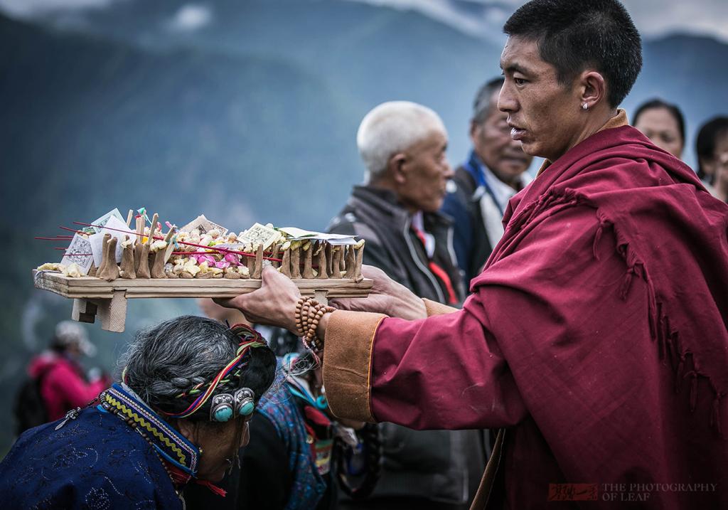 【文遗传承】嘉绒藏寨项目