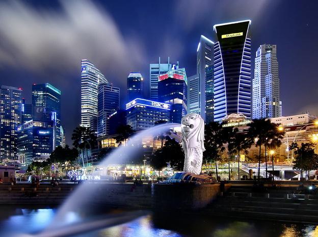 去新加坡学金融与科技