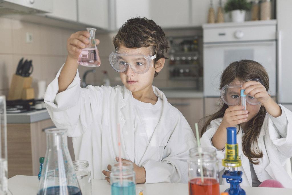You Be The Chemist Challenge (YBTC)