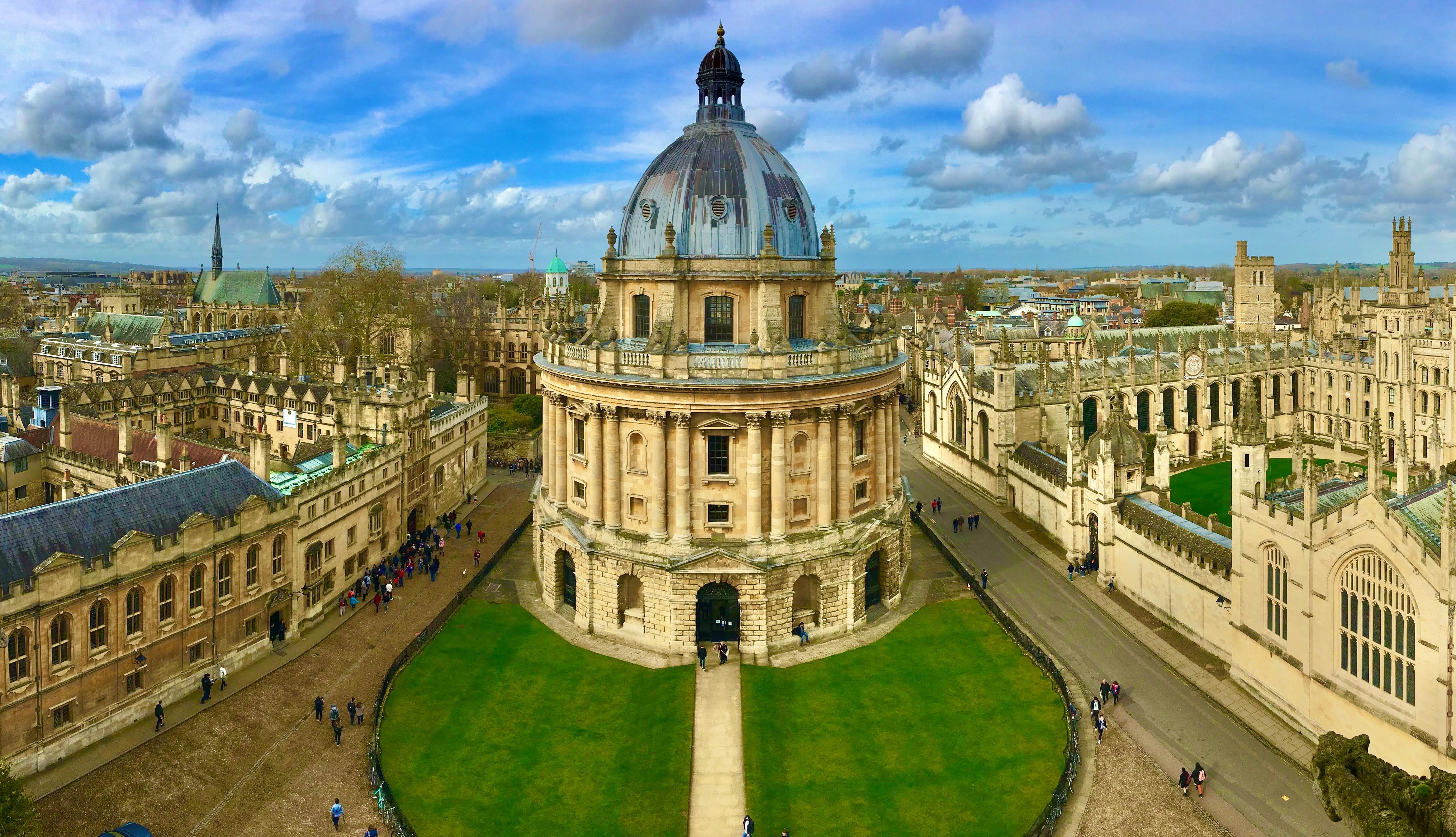 牛津大学经济学在线夏校