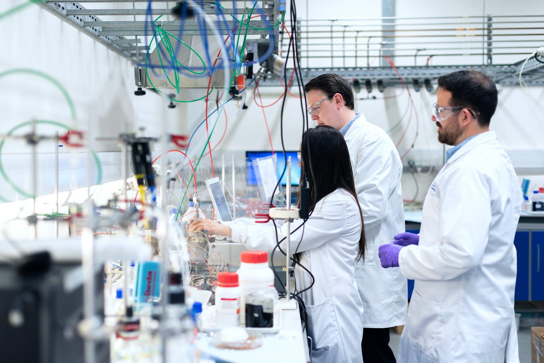 XLAB高中生实验室科研项目